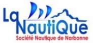 SNN - Société Nautique de Narbonne - Ecole de Voile Logo