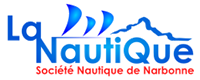 SNN - Société Nautique de Narbonne - Ecole de Voile Logo